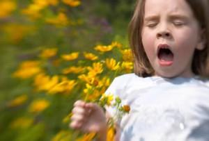 аллергия и прыщи