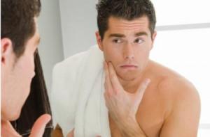 прыщи от бритья