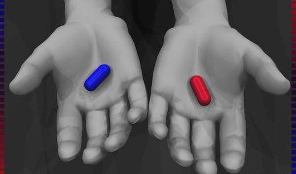 Красная или синяя таблетка