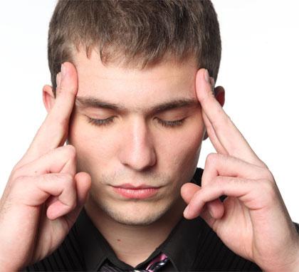 Прыщи от стресса