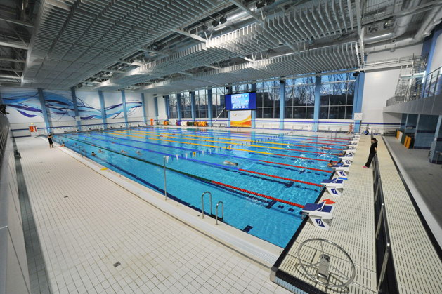 Прыщи и бассейн